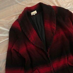 70s Wool Coat